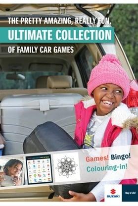 Road trip car games