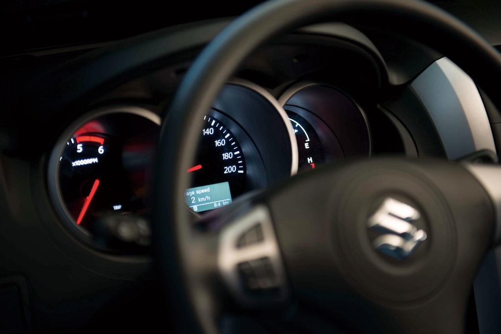 Book a test drive in a Suzuki