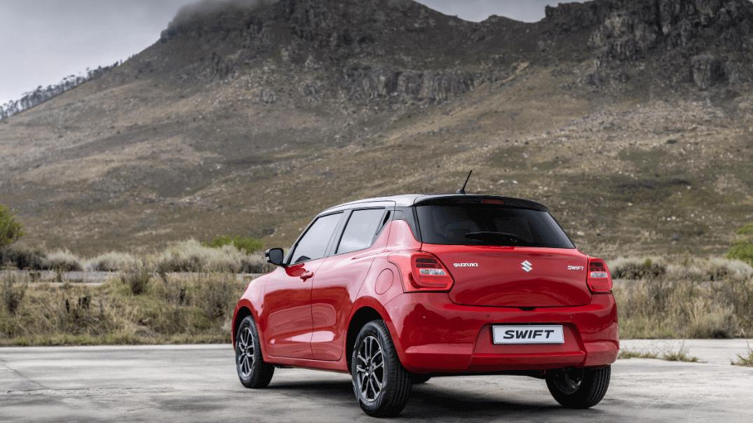 Suzuki Swift 2021 Hatchback