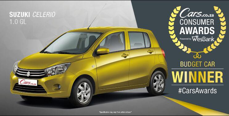 Celerio car of the year