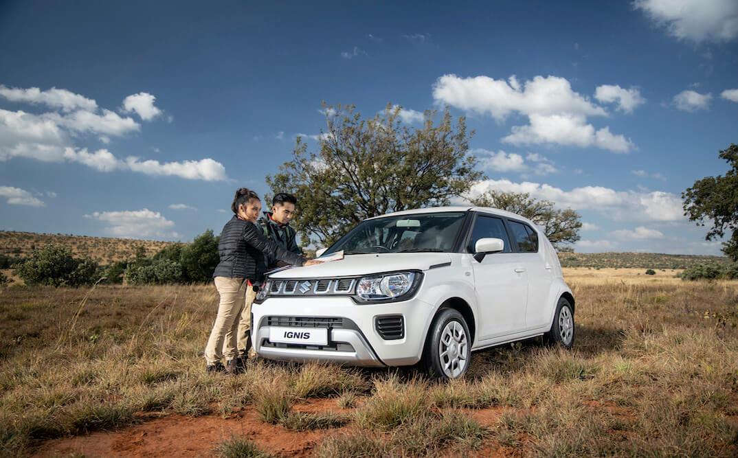 Suzuki Ignis Urban SUV
