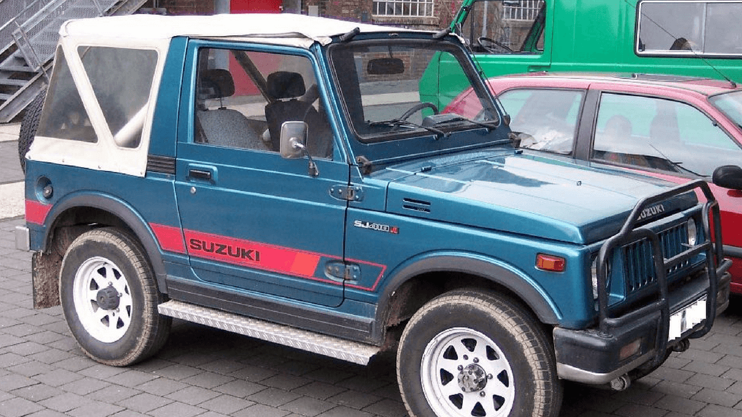 SJ - Suzuki Jimny